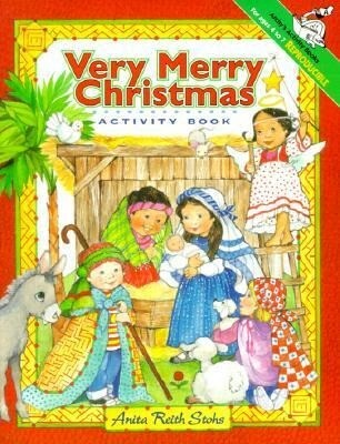 Very Merry Christmas Activity Book als Taschenbuch