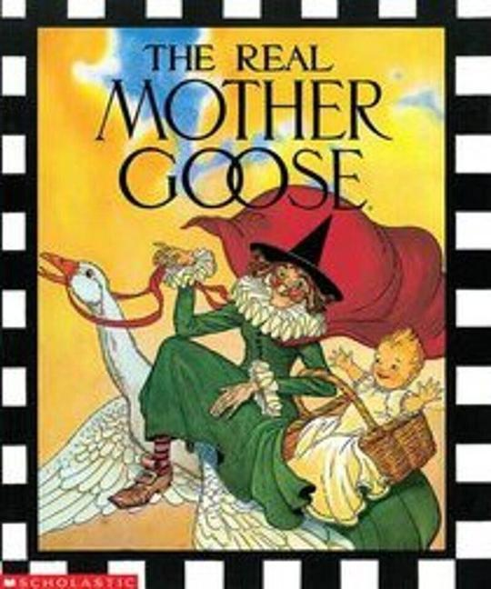 The Real Mother Goose als Buch
