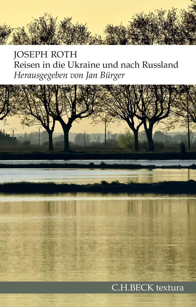 Reisen in die Ukraine und nach Russland als eBook