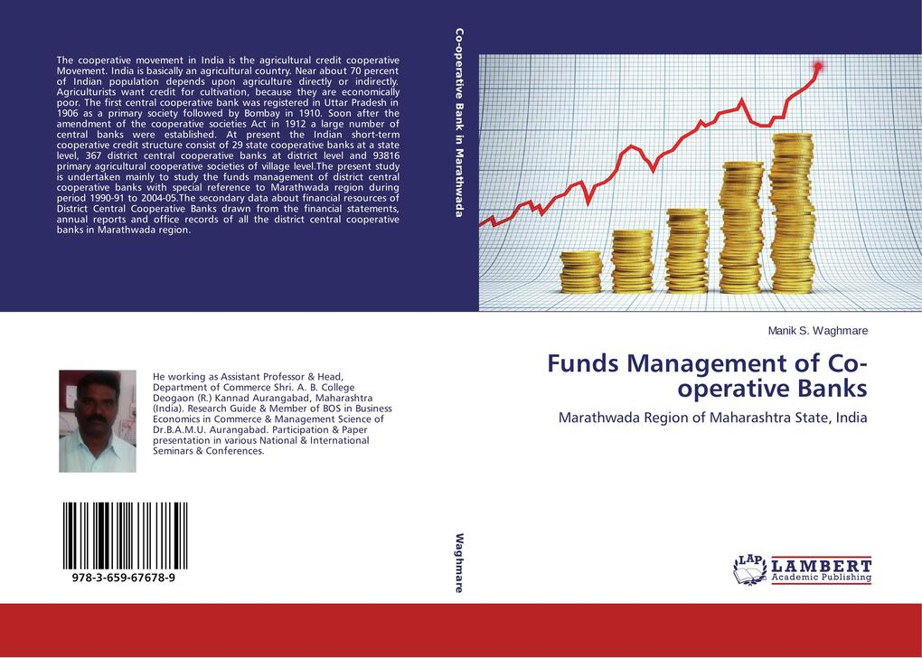 Funds Management of Co-operative Banks als Buch...