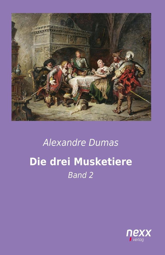 Die drei Musketiere als Buch (kartoniert)