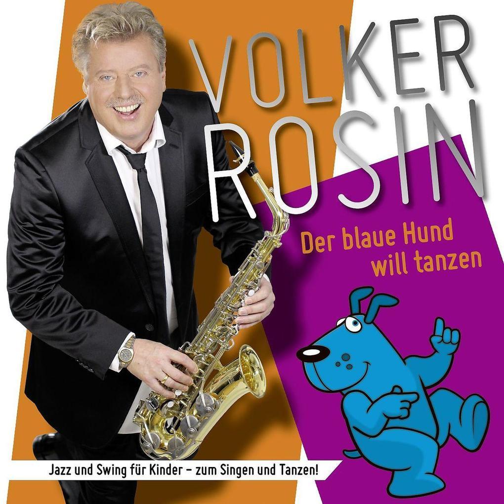Der Blaue Hund Will Tanzen