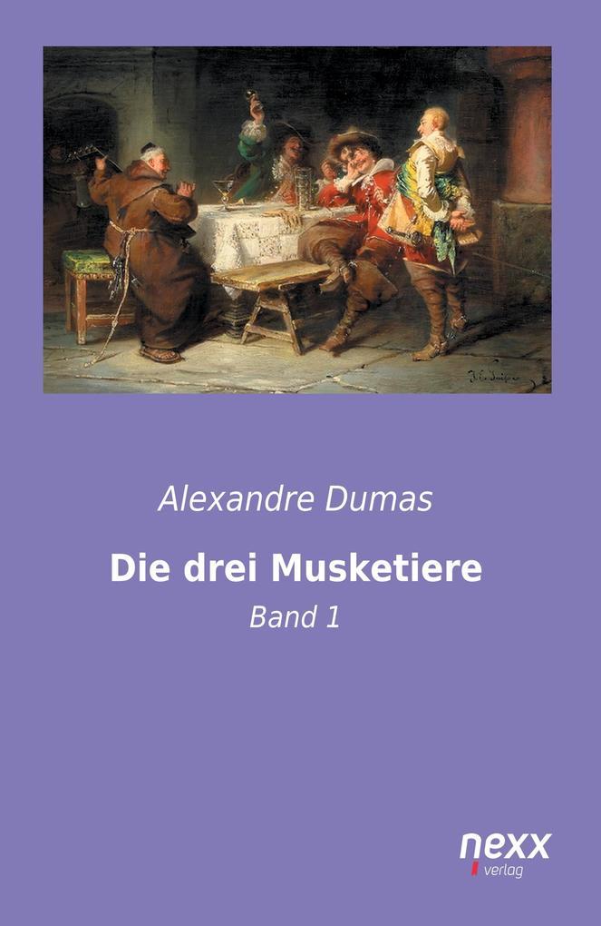 Die drei Musketiere 01 als Buch