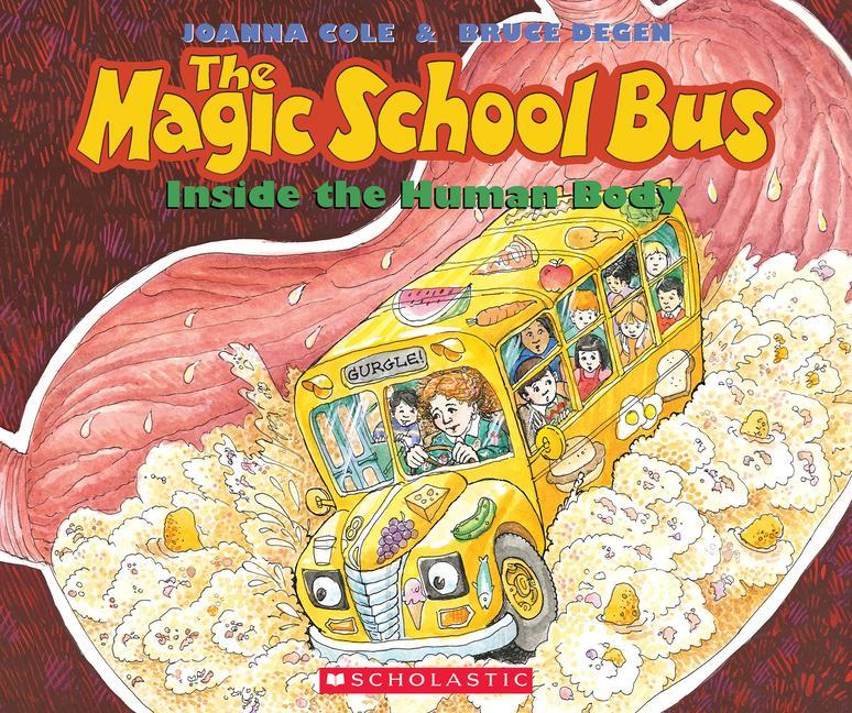 The Magic School Bus Inside the Human Body als Taschenbuch