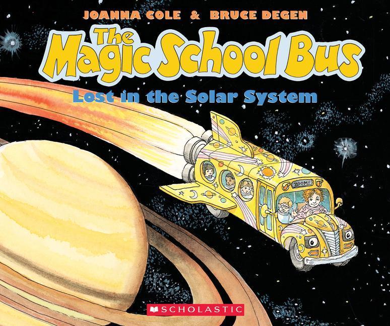 The Magic School Bus Lost in the Solar System als Taschenbuch