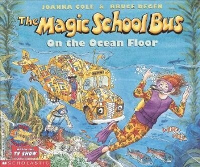 The Magic School Bus on the Ocean Floor als Taschenbuch
