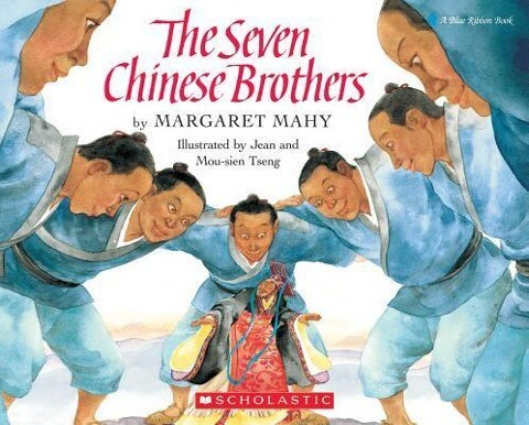 The Seven Chinese Brothers als Taschenbuch