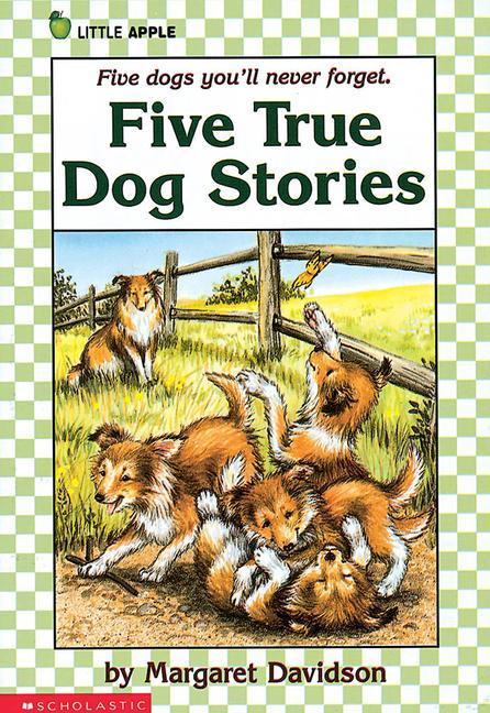 Five True Dog Stories als Taschenbuch