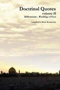 Doctrinal Quotes Volume II
