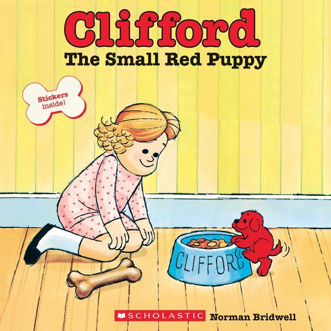 Clifford the Small Red Puppy als Taschenbuch
