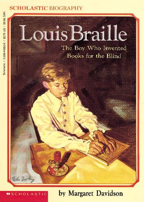 Louis Braille: The Boy Who Invented Books for the Blind als Taschenbuch
