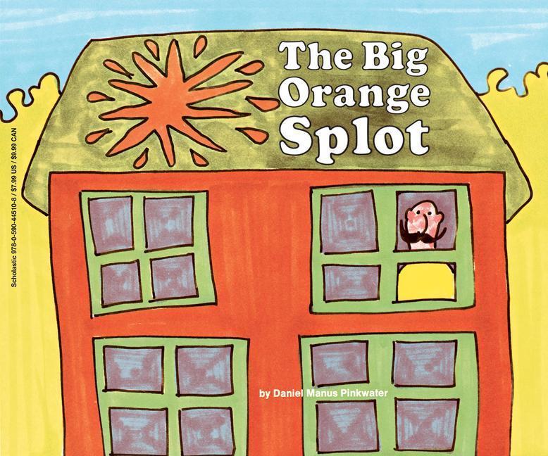 The Big Orange Splot als Taschenbuch