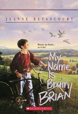 My Name Is Brian Brain als Taschenbuch