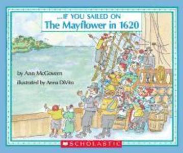 If You Sailed on the Mayflower in 1620 als Taschenbuch