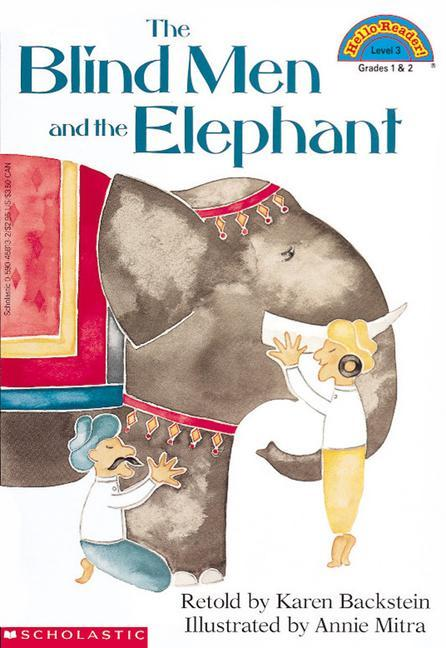 Blind Men and the Elephant, the (Level 3) als Taschenbuch