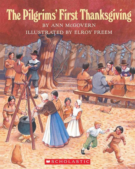 Pilgrim's First Thanksgiving als Taschenbuch