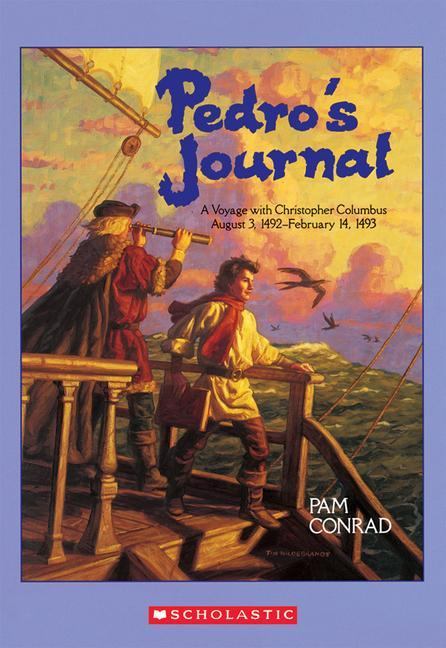 Pedro's Journal: A Voyage with Christopher Columbus August 3, 1492-February 14, 1493 als Taschenbuch