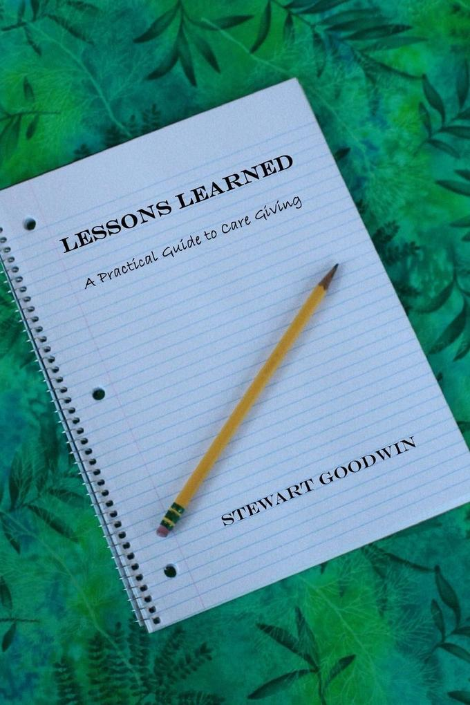 Lessons Learned als Taschenbuch von Stewart Goo...