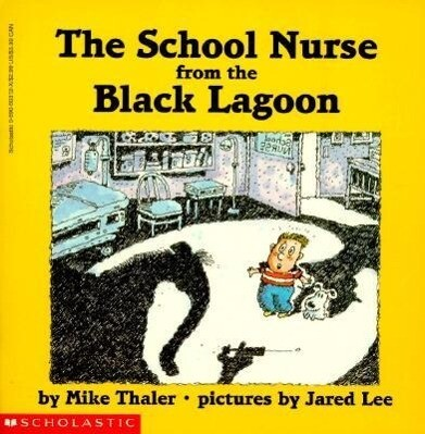 The School Nurse from the Black Lagoon als Taschenbuch