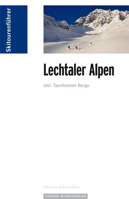 Skitourenführer Lechtaler Alpen als Buch