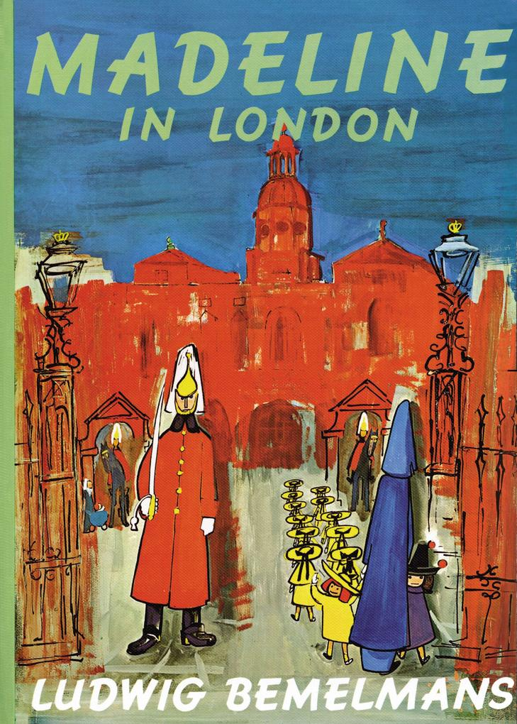 Madeline in London als Buch