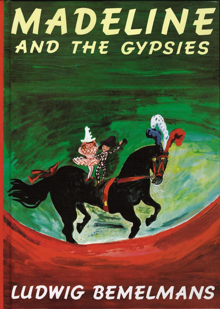 Madeline and the Gypsies als Buch