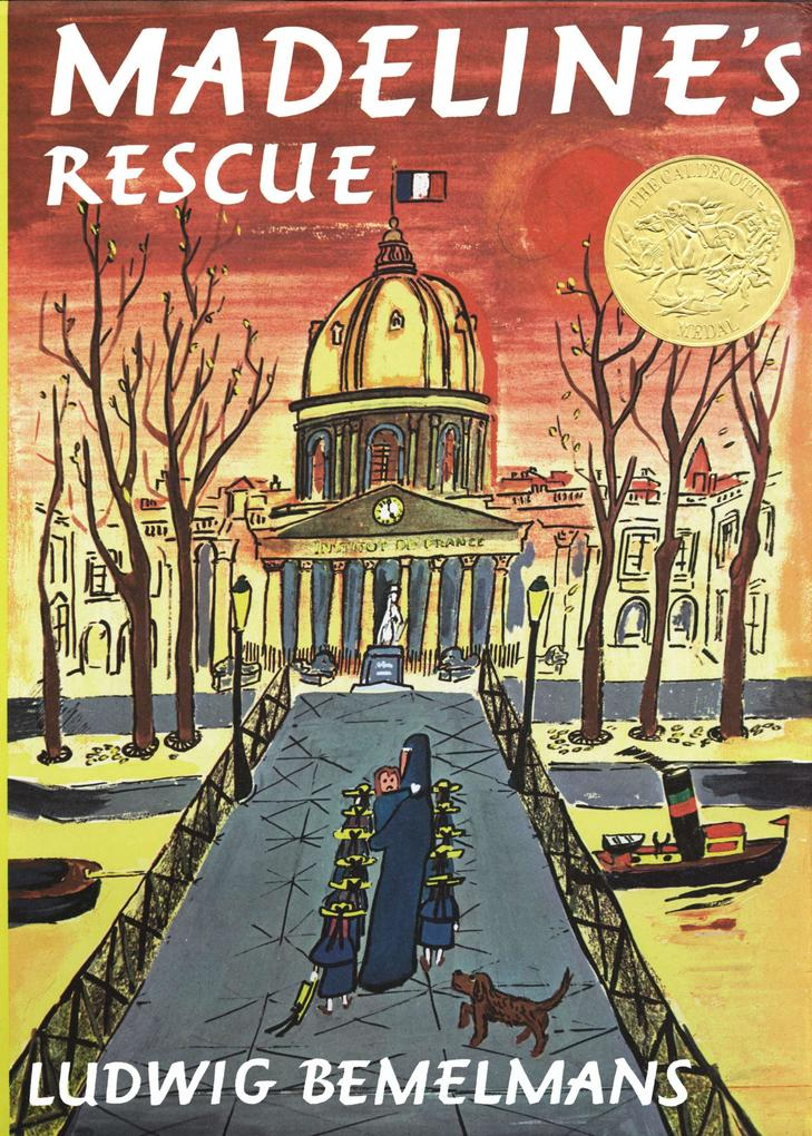 Madeline's Rescue als Buch