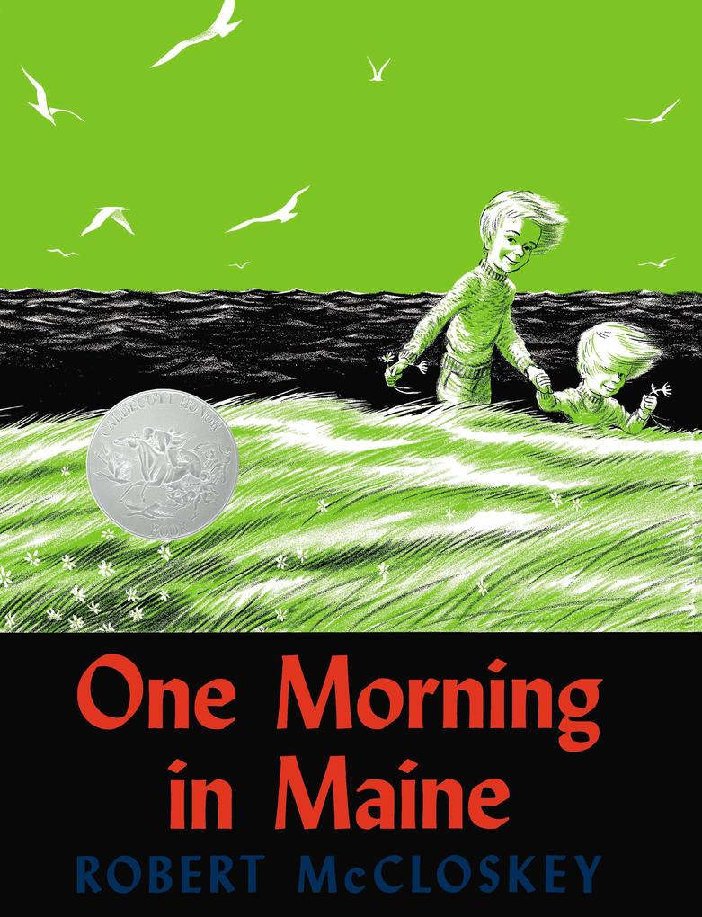One Morning in Maine als Buch