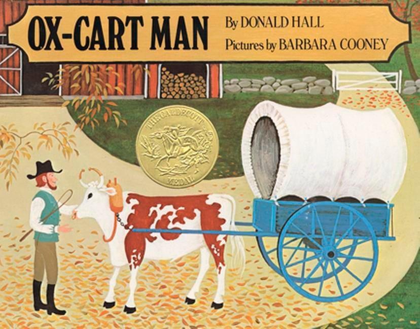 Ox-Cart Man als Buch