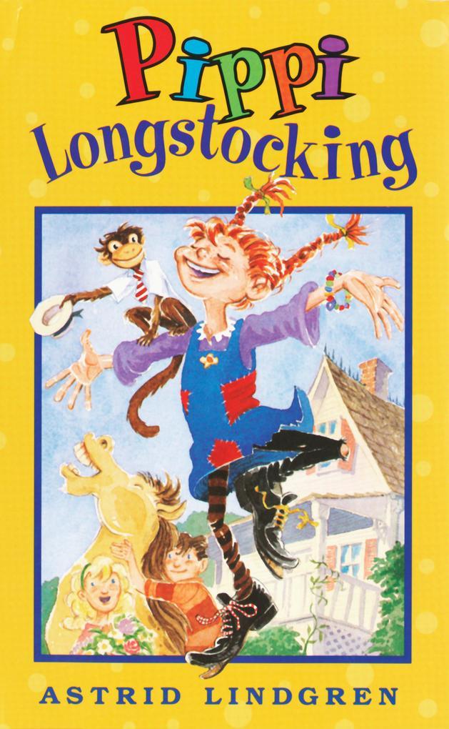 Pippi Longstocking als Buch