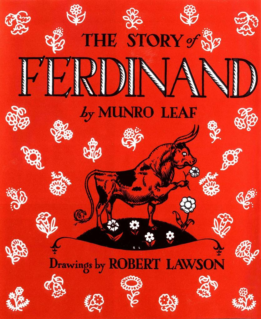 The Story of Ferdinand als Buch