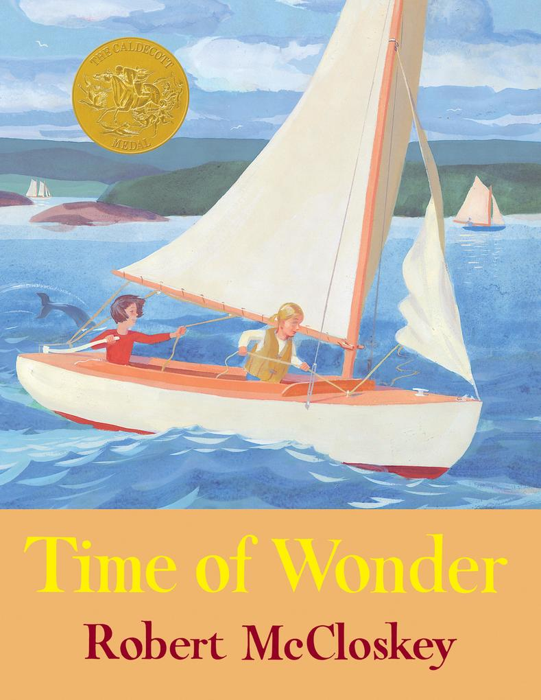 Time of Wonder als Buch