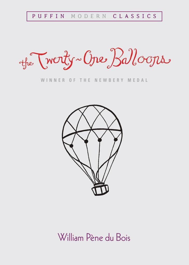 The Twenty-One Balloons als Buch