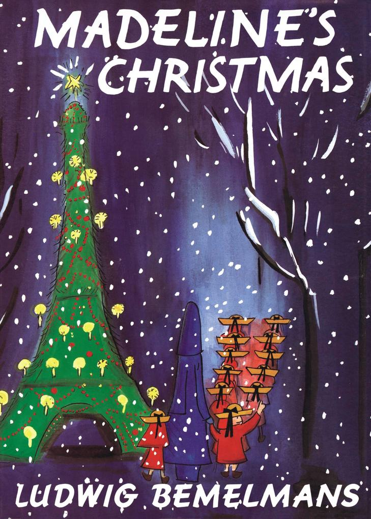 Madeline's Christmas als Buch