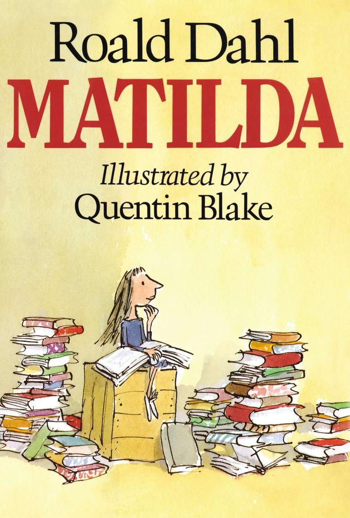 Matilda als Buch