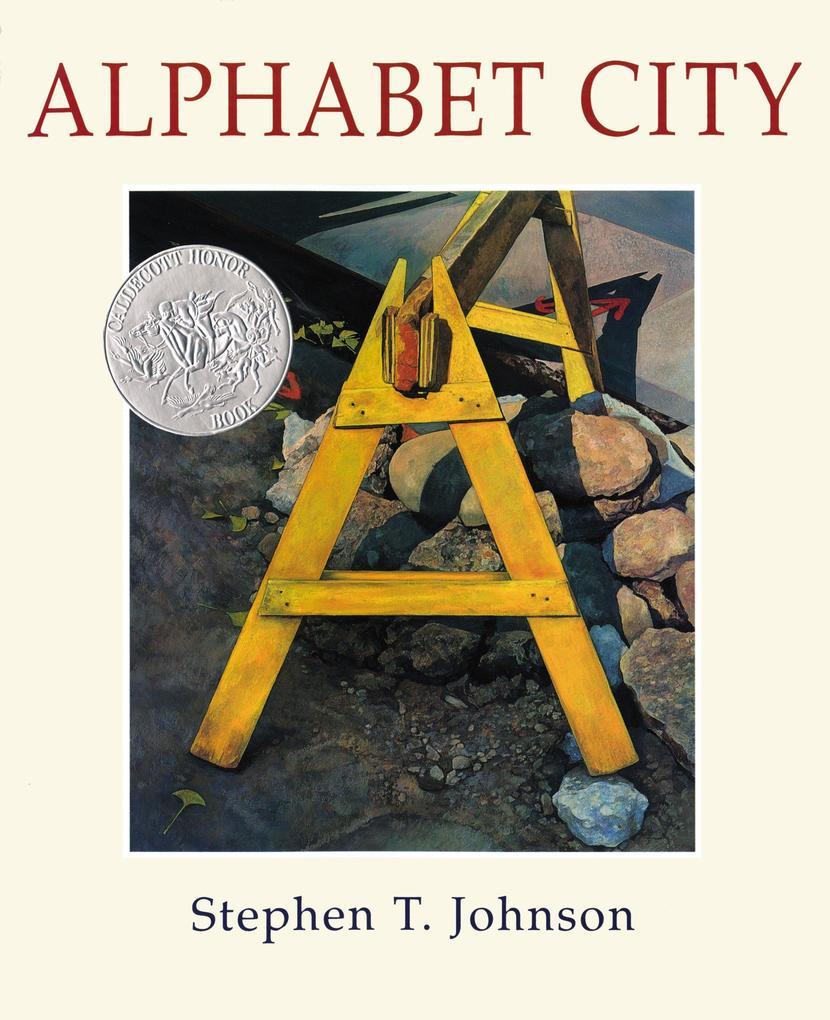 Alphabet City als Buch