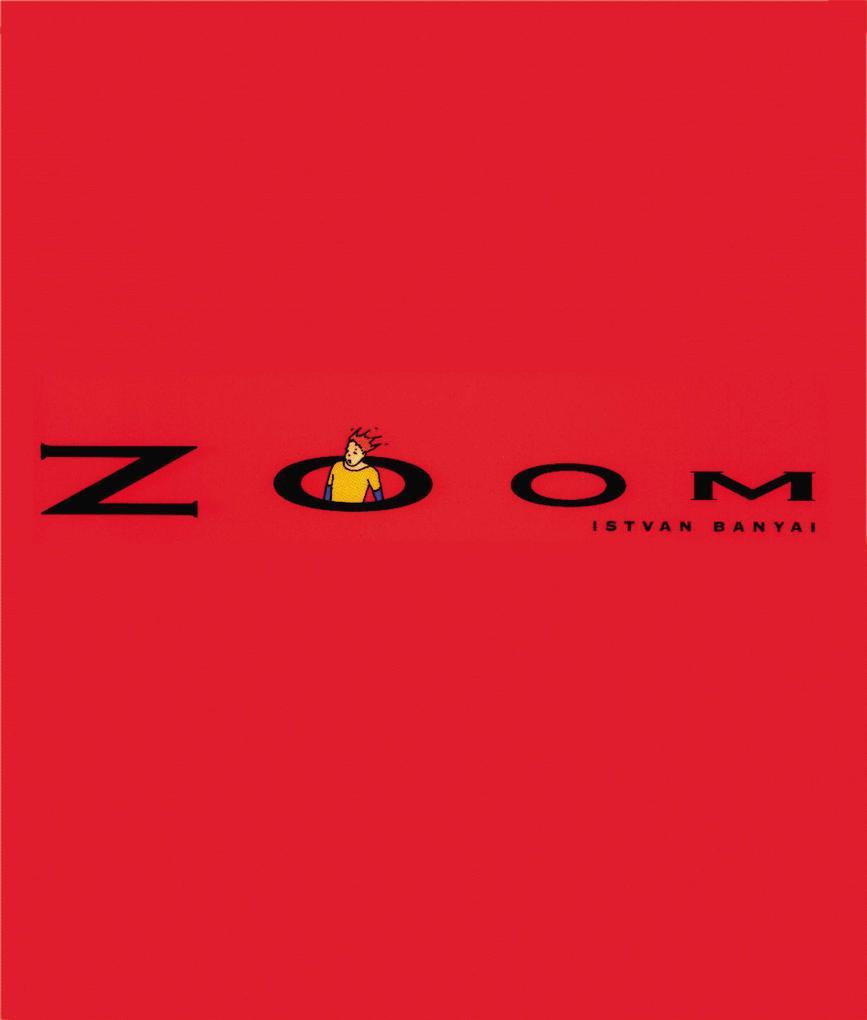 Zoom als Buch