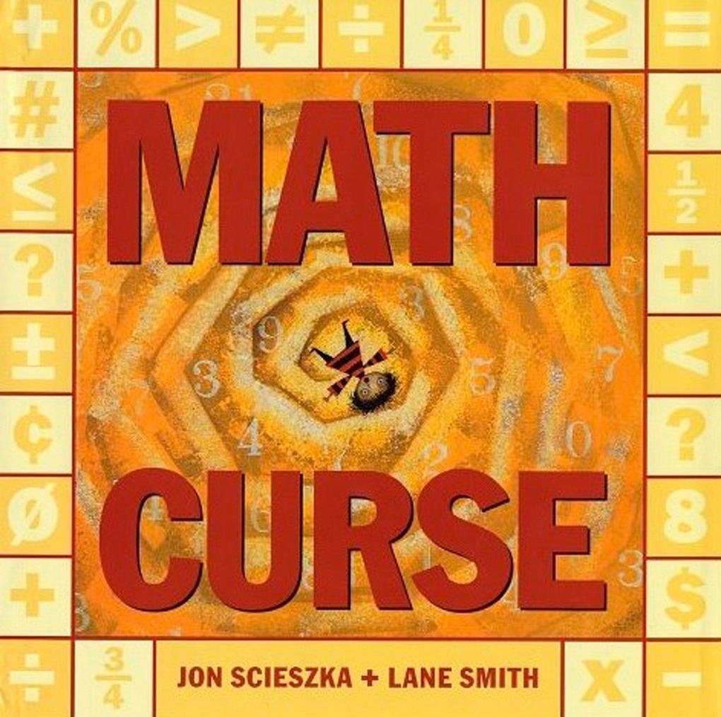 Math Curse als Buch