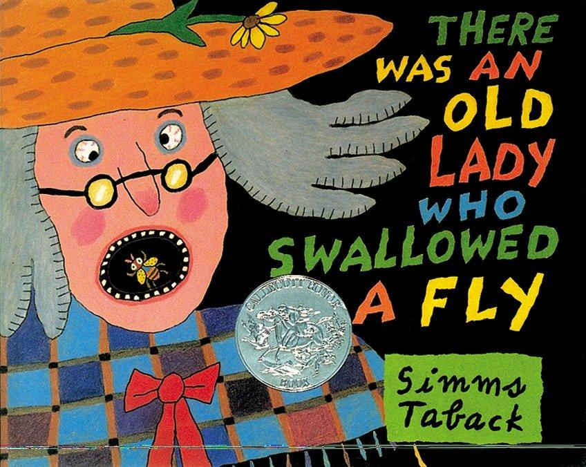 There Was an Old Lady Who Swallowed a Fly als Buch