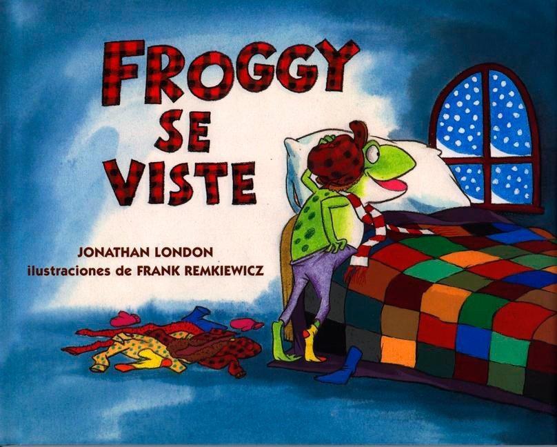 Froggy Se Viste als Buch