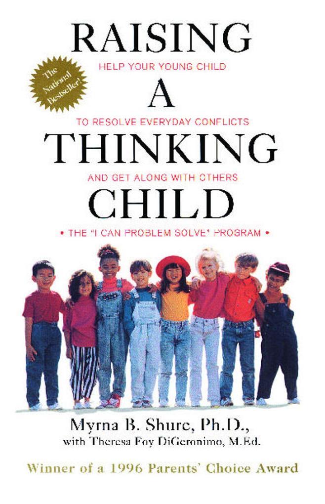 Raising a Thinking Child als Taschenbuch