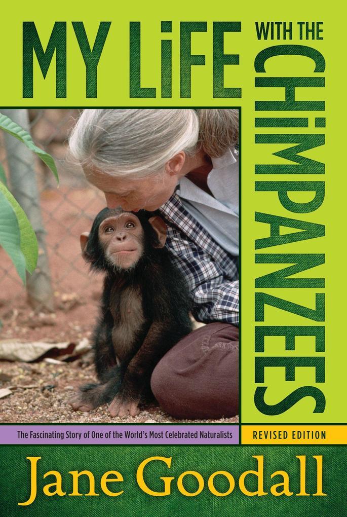 My Life with the Chimpanzees als Taschenbuch