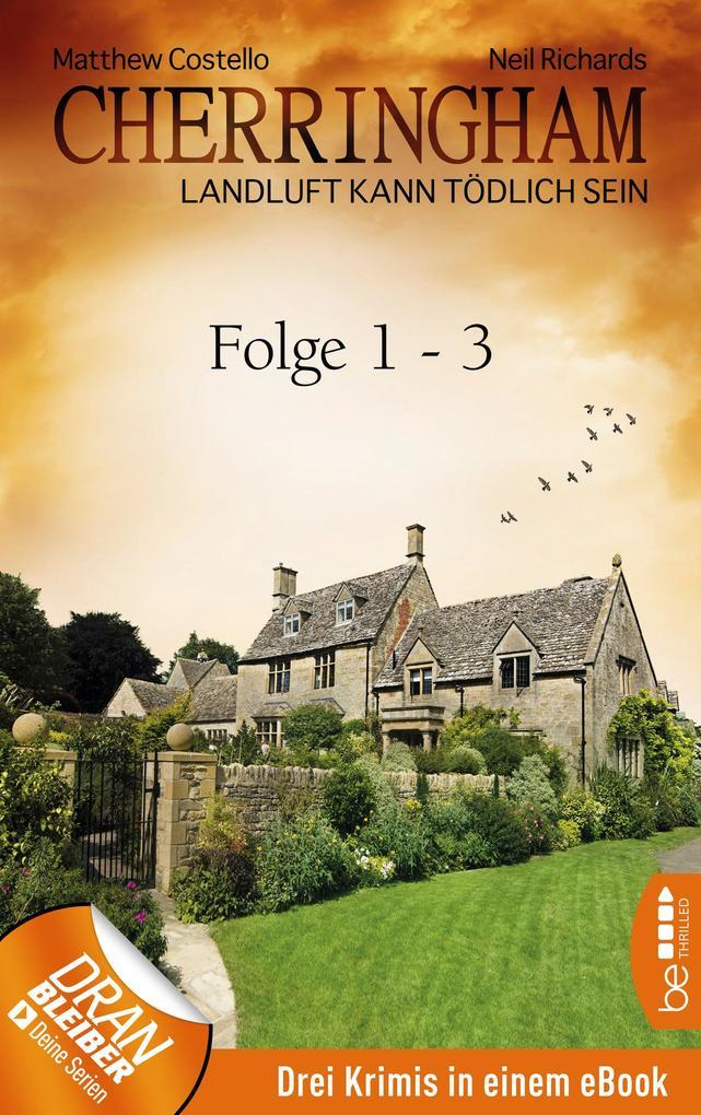 Cherringham Sammelband I - Folge 1-3 als eBook