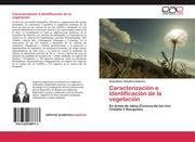 Caracterización e identificación de la vegetación