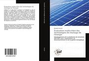 Évaluation multicritère des technologies de stockage de l'énergie