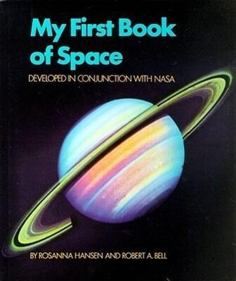 My First Book of Space: Developed in Conjunction with NASA als Buch