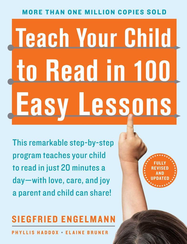 Teach Your Child to Read in 100 Easy Lessons als Taschenbuch