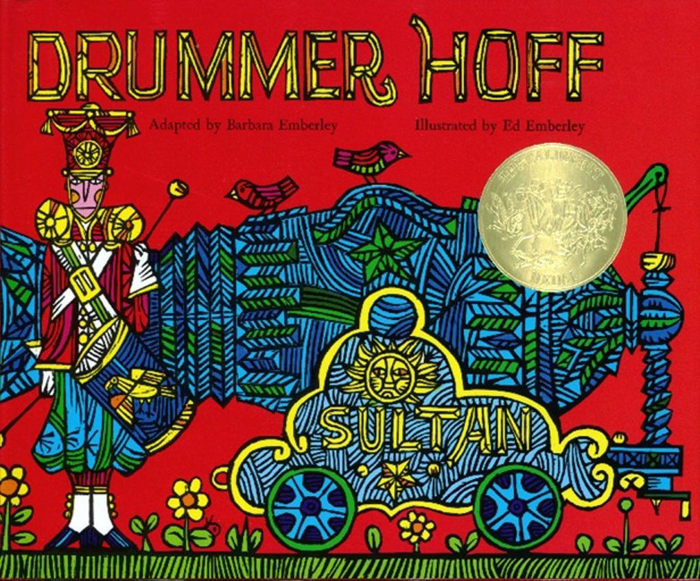 Drummer Hoff als Buch