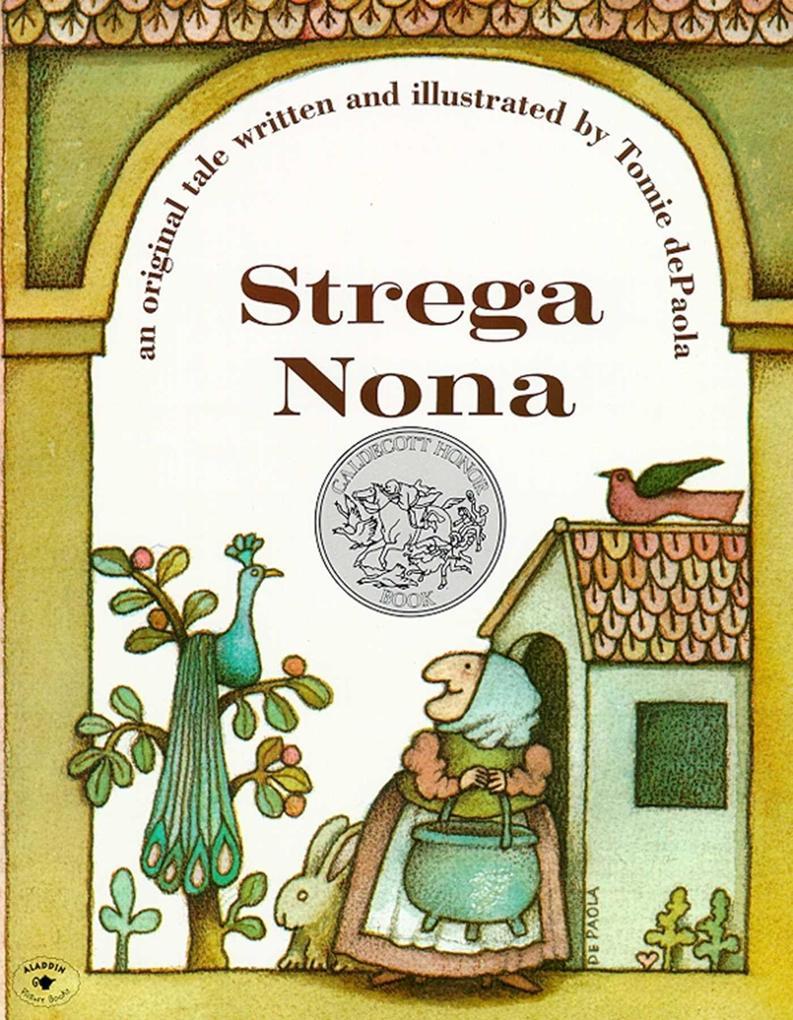 Strega Nona als Taschenbuch