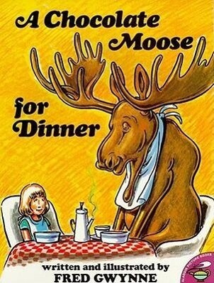 A Chocolate Moose for Dinner als Taschenbuch